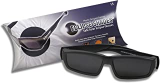 Plastic Eclipse Glasses - Eclipse Shades - With 2 Bonus Pair of our Paper Eclipse Glasses! As we always say