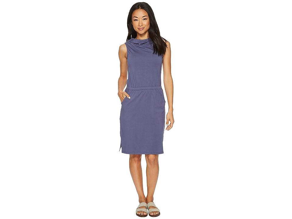 Aventura Clothing Avondale Dress (Blue Indigo) Women