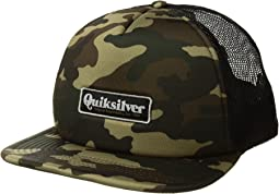 Quiksilver Foam Cruster Trucker Hat
