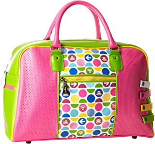 FAB Starpoint Big Girls' Paul Frank Junior International Agent Duffle Bag
