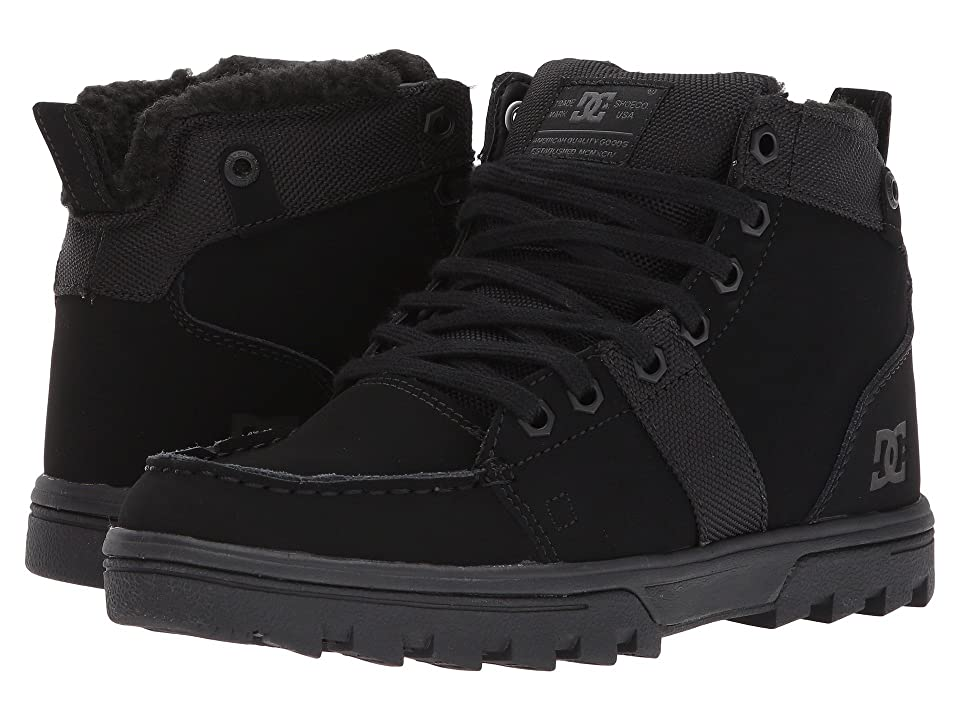 DC Woodland (Black/Black/Black) Women