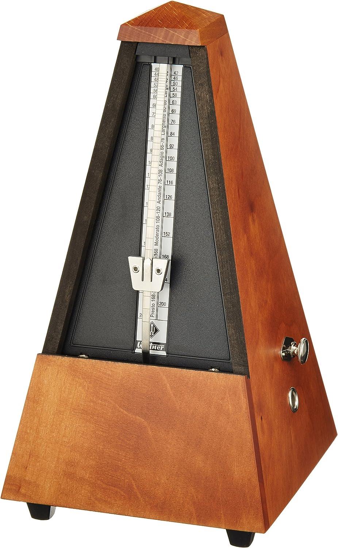 el mejor servicio post-venta M 811MK Metrónomo Pyramide Pyramide Pyramide cerezo seda mate madera  entrega gratis