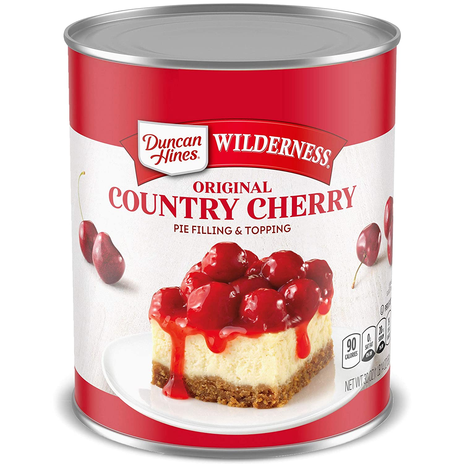 Duncan Arlington Mall Hines Wilderness Original All stores are sold Country Cherry and Pie Filling