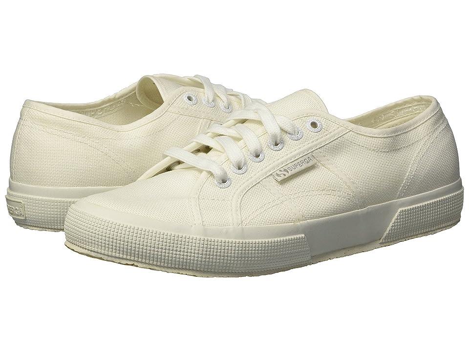 Superga 2750 Cotu (White/Full White) Athletic Shoes