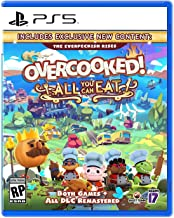 Overcooked! All You Can Eat - PlayStation 5
