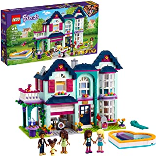 LEGO Friends Andrea's Family House 41449 Building Kit;...