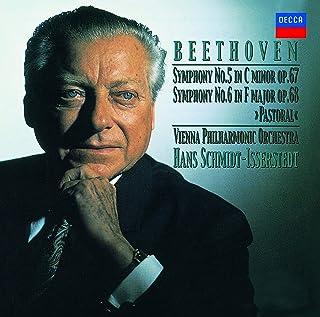 ベートーヴェン:交響曲第5番「運命」・第6番「田園」