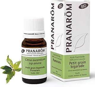 Pranarôm | Huile Essentielle Petit Grain Bigarade Bio | Citrus aurantium ssp amara | Feuille | HECT | 10 ml