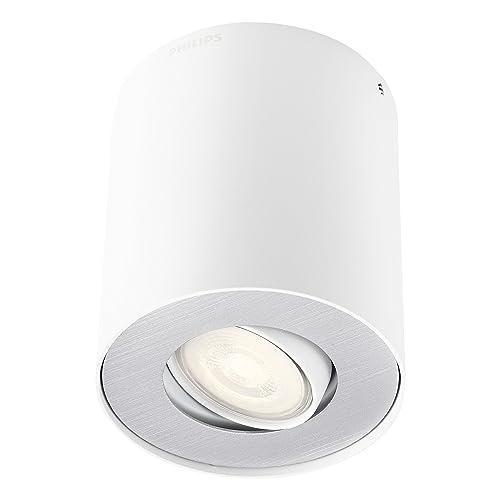 Philips myLiving Spot - Foco de interior LED, 255 lúmenes, metal, 3.5 W
