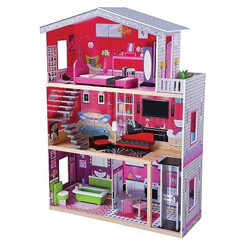 Dollhouse with Elevator: Amazon com