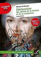 Déclaration des droits de la femme et de la citoyenne (Bac 2022, 1re générale & 1re techno): suivi du parcours « Écrire...