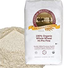 Organic 100% Whole Wheat Flour – 25 lb. bag