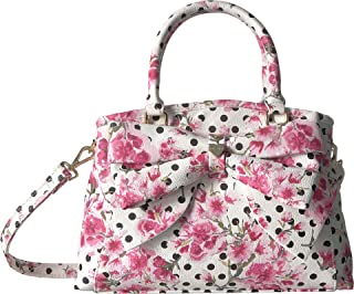 Betsey Johnson Women's Mini Bow Satchel