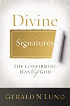 Divine Signatures: The Confirming Hand of God