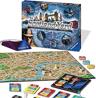 Scotland Yard: Die spannende Jagd nach Mister X quer durch London