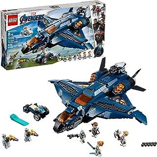 LEGO Marvel Avengers: Avengers Ultimate Quinjet 76126...