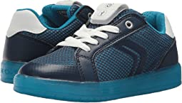 Geox Kids - Kommodorba 3 (Little Kid/Big Kid)