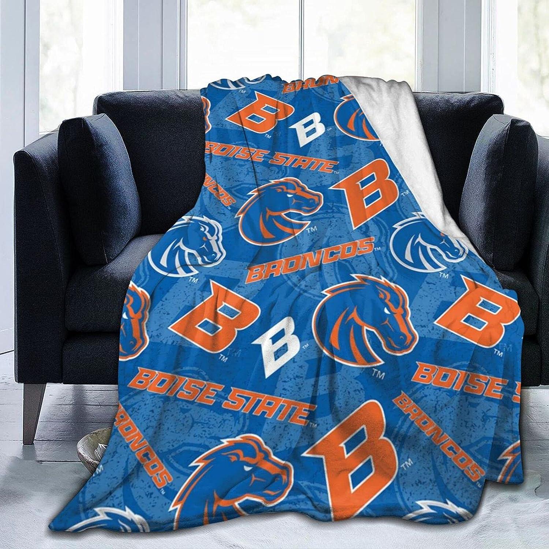 Boise New product type State University Ultra-Soft Micro Indefinitely All Fleece Seaso Blanket