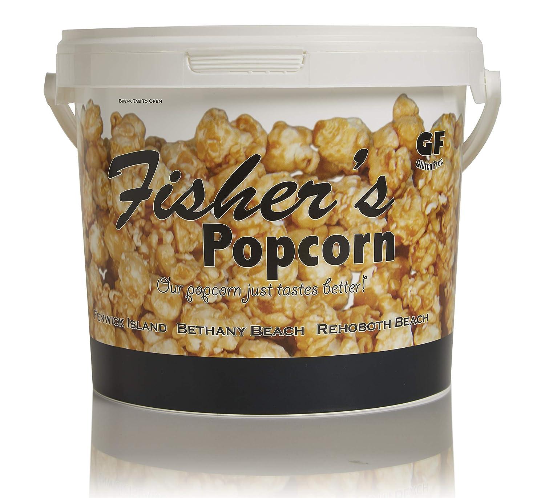 Fisher's Translated Popcorn Caramel Fresno Mall Gluten 5 Free Simple Ingredie