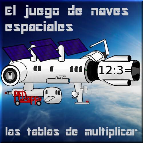 El juego de naves espaciales para el cálculo de las tablas de multiplicar