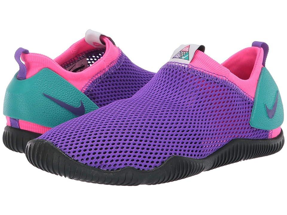 Nike Kids Aqua Sock 360 Now (Little Kid/Big Kid) (Hyper Grape/Hyper Grape/Hyper Pink) Kids Shoes