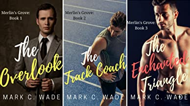 Merlin's Grove Box Set: Books 1-3: The Overlook, The Track Coach, and The Enchanted Triangle
