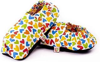 Zapatillas Térmicas de Semillas - Pantuflas Calientapiés