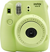 Fujifilm Instax Mini 8 Instant Film Camera - (MARGARITA GREEN)