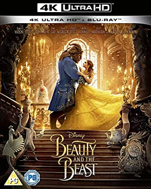 Disney's Beauty and the Beast (Live Action) [4K UHD + Blu-ray]