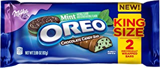 Oreo Mint Chocolate King Size Candy Bar - 2.88 Ounce (Pack of 24)
