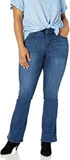 Women's Plus Size Ab Solution Itty Bitty Boot Jean