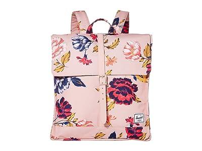 Herschel Supply Co. City Mid-Volume (Winter Flora) Backpack Bags
