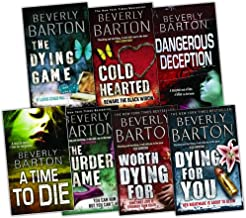 Beverly Barton Griffin Powell and The Protectors Series 7 Books Collection Pack Set (Dangerous Deception, The Murder Game, he Dying Game, Cold Hearted, A Time to Die, Worth Dying for, Dying for You)