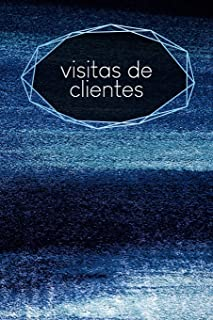 Visitas de clientes: Cuaderno a completar para grabar conversaciones con (nuevos) clientes | Motivo: Polvo azul