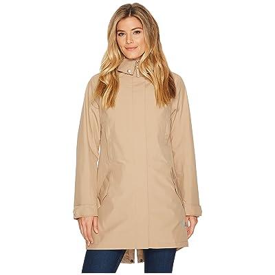 Jack Wolfskin Monterey Coat (Sand Dune) Women