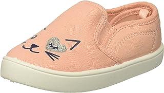 Carter's Kids Girl's Tween8 Pink Casual Slip-on Loafer
