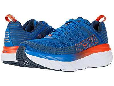 Hoka One One Bondi 6 (Imperial Blue/Mojalica Blue) Men