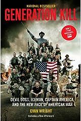 Generation Kill Kindle Edition