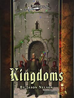 Kingdoms (Kingdom-Building (5E)) (Volume 1)