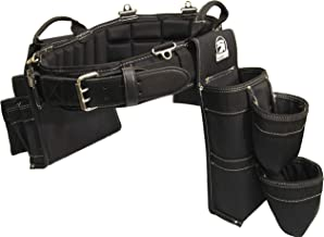 GatorBack B340 Concrete/Foundation Setter Tool Belt Combo. Made Specifically for Foundation Ties and Concrete Accessories (Medium 31