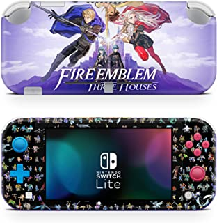 Fire Emblem Three Houses Game Skin for Nintendo Switch Lite Console 100% Satisfaction Guarantee
