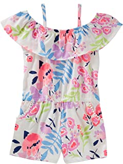 193c23a121ed Amazon.com  Multi - Jumpsuits   Rompers   Clothing  Clothing