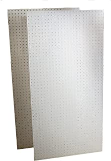 Pegboard is one of the most useful things to have when setting up your shed. For more garden storage ideas, click here!