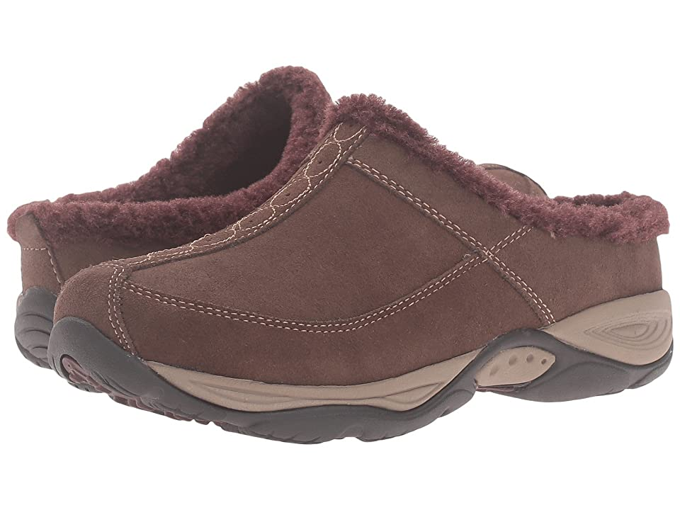 Easy Spirit Exchange (Medium Brown/Dark Purple Suede) Women