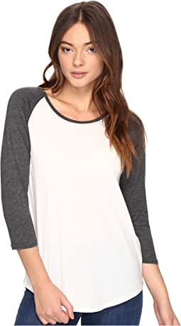 Hurley Staple Perfect Raglan Top
