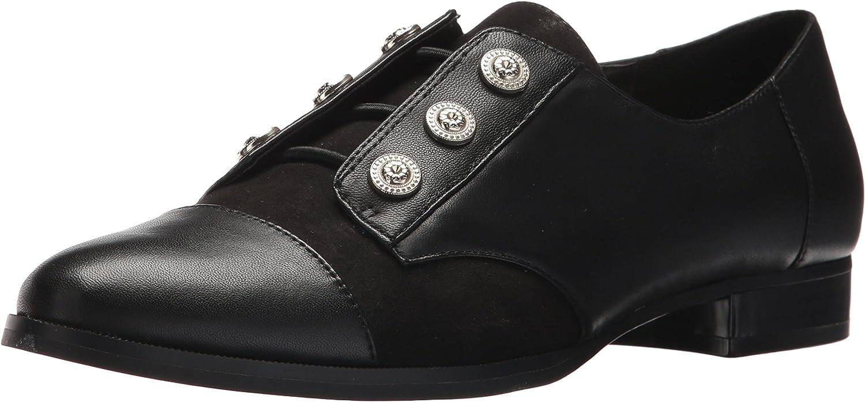 Nine West Womens Here Leather Uniform Dress shoes