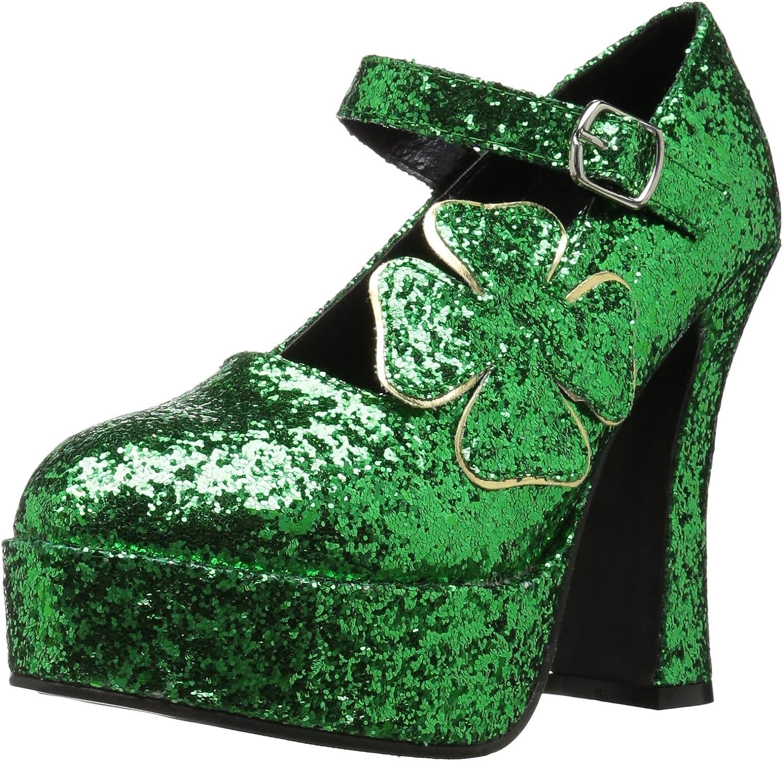 Ellie shoes Womens 557-lucky Platform Pump