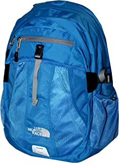 The North Face Women Recon Laptop Backpack Book Bag 17X14X4 (Campanula Blue)