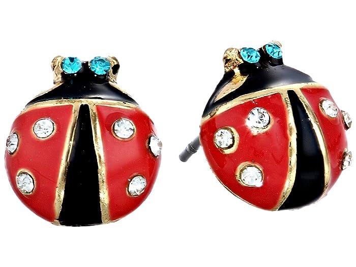99f84efe9f757 Ladybug Studs