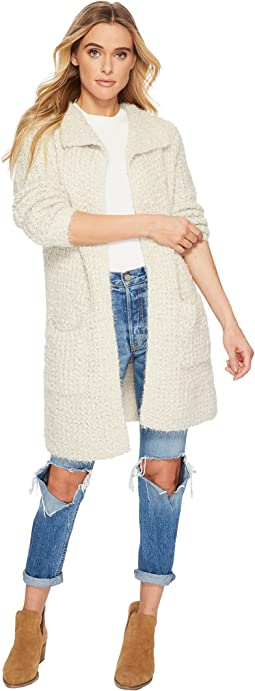 BB Dakota - Ardine Fuzzy Knit Cardigan